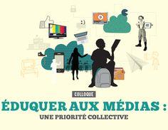 Éduquer aux médias : une priorité collective - 23 octobre 2015 - TÉLUQ