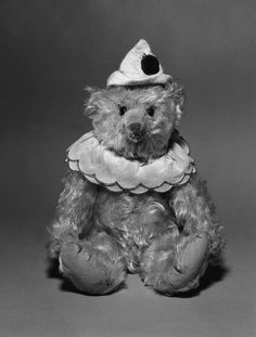 A yellow Steiff - Christie's dolls and teddy bears