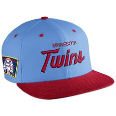 Twins Coop SSC Throwback Adjustable Cap by Nike
