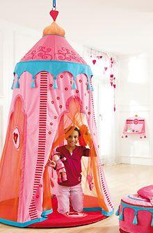 HABA - Erfinder für Kinder - Hanging tent Marrakesh - Swing seats + Room tents - Children's room - Toys & Furniture