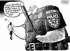 MODELO DIFERENCIALISTA-Conceptualiza la ciudadanía como la base del conocimiento relevante a las diferencias entre los mismos individuos (cultural, género, clase, raza, etc). Primero se procede por la aceptación del carácter público de la democracia, compuesta por muchas diferentes perspectivas de las cuales ninguna puede ser considerada una prioridad por encima de otra. Elegí esta imagen por la connotación racial que existió /existe en nuestro mundo debido a la desigualdad de razas.