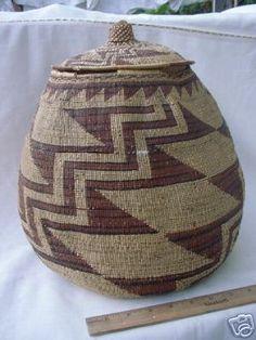 Hupa Storage Basket on ebay