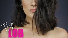 "41 Lob Haircut Ideas For Women - How to Style a Lob | Short ""Edgy"" Hair 
