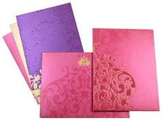 Nothing go lavish than a wonderful wedding. Go with different shades of Floral Theme Cards. Select best one for your wedding and see our dazzling designs @ http://bit.ly/1QQNNJW #ScrollWeddingInvitationCards