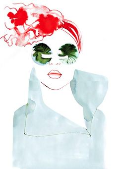 Margot mace #draw #painitng #illustration