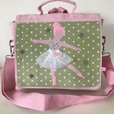Kindergartenrucksack / Einzelstück/ Unikat 005 süße Kindergartentasche Selbermachen mit Taschenrohling von canvastaschen #diy #kindergartentasche #taschenrohlinge