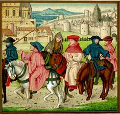 canterbury tales wallpaper - Google Search