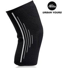 Urban Yours Compression Knee Sleeve Support for Sports, Joint Pain Relief, Arthritis and Injury Recovery, Knee Brace For Men And Women.-Single Wrap *** Read more reviews of the product by visiting the link on the image. (This is an affiliate link) #TeamSports