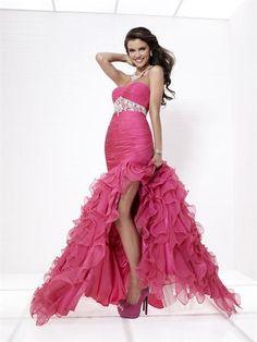 Tiffany 16664 at Prom Dress Shop