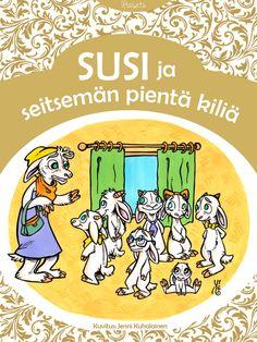 Finnish Language, Kili, Grimm, Fallout Vault, Fairy Tales, Kindergarten, Fictional Characters, Gardening, Fairytale