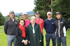 Top Stars der Golfszene am #GolfclubKitzbühelSchwarzsee mit dabei unter anderem #MartinKaymer aus Deutschland Golf, Sport, Dresses, Fashion, Alps, Germany, Vestidos, Moda, Deporte