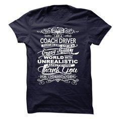 I Am A Coach ᗖ DriverIf you are A Coach Driver. This shirt is a MUST HAVEI Am A Coach Driver