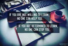be determined to learn ★·.·´¯`·.·★ follow @motivation2study for daily inspiration Homework Motivation, Team Motivation, College Motivation, Study Motivation Quotes, Study Quotes, Graduation Quotes, College Graduation, Keep Calm And Study, Going Back To College