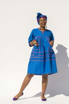 African Shirt Dress, Short African Dresses, Latest African Fashion Dresses, African Print Dresses, African Print Fashion, Africa Fashion, Pedi Traditional Attire, Sepedi Traditional Dresses, South African Traditional Dresses