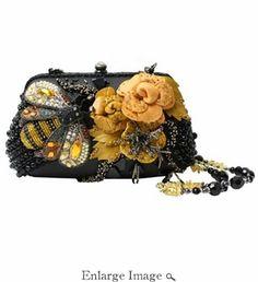 Mary Frances Bag All Abuzz