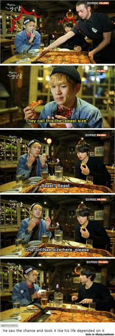 Shinee's One Fine Day - probably the best travel idol variety show ever hahaha <3