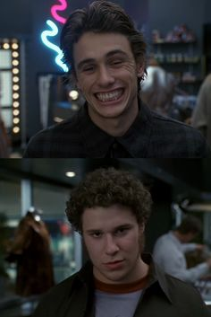 This is why I love Seth Rogen (: Freaks and Geeks