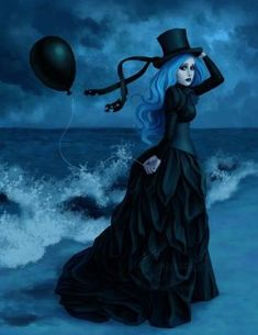 Explore the Gotico Gothic collection - the favourite images chosen by on DeviantArt. Dark Gothic Art, Gothic Fantasy Art, Gothic Fairy, Dibujos Dark, Illustration Fantasy, Beautiful Dark Art, Steampunk, Fable, Mark Ryden