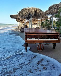 Vama Veche, the Hippie Capital of Romania - KickAss Things Capital Of Romania, Piano Art, Seaside Village, Holiday Resort, Beach Aesthetic, Beach Pictures, Travel Destinations, Places To Go, Beautiful Places