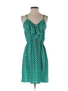 Tic-Toc Knits Women Casual Dress Size S
