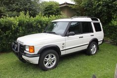 My 2001 Land Rover Discovery II SE7 with G4 Challenge Special Vehicle Edition