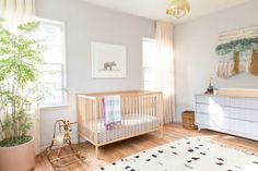 13 Graceful IKEA Baby Bedding Perfect For Your Baby Nursery. 13 Graceful IKEA Baby Bedding Perfect For Your Baby Nursery. Natural And Traditional Nurse Baby Bedroom, Baby Room Decor, Nursery Room, Girl Nursery, Girl Room, Kids Bedroom, Nursery Decor, Nursery Ideas, Ikea Nursery