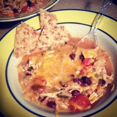 All things food.: Taco Soup.