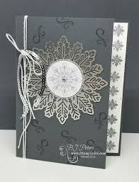Image result for SNOWFLAKE SENTIMENT CARDS STAMPINUP