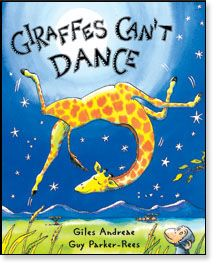 Giraffes Can't Dance - by Giles Andreae and Guy Parker-Rees  read by Christy Jordan