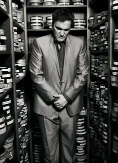 Il Maestro del Pulp Quentin Tarantino. #cinema #cultgallery #cultstories