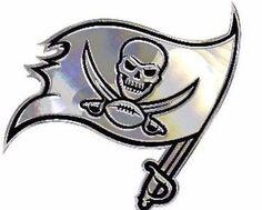 NFL Tampa Bay Buc... http://www.757sc.com/products/nfl-tampa-bay-buccaneers-chrome-automobile-car-emblem?utm_campaign=social_autopilot&utm_source=pin&utm_medium=pin #nfl #mlb #nba #nhl #ncaaa #757sc