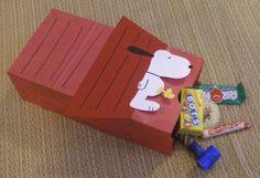 Lembrancinhas festa Snoopy