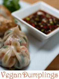 #MeatlessMonday with #Vegan Dumplings http://www.miratelinc.com/blog/meatless-monday-with-vegan-dumplings/ #veganrecipes