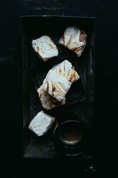 Tiramisu Marshmallows selber machen - und mein Besuch in Luke's Diner (juhu)