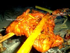 Secret recipe [English version]: Ayam Bakar Taliwang (Lombok spicy grilled chicken) | sinder tamimi
