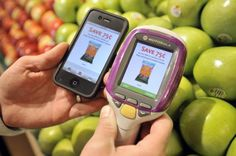 Smartphone apps may help retail scanning catch on (The Boston Globe) Mobile Marketing, Food Service, Make It Simple, Boston, Globe, Smartphone, Apps, Retail, Technology