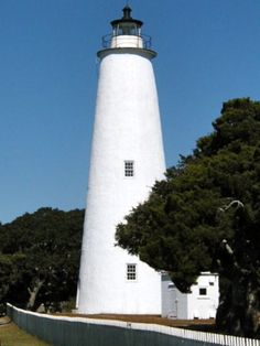 Ocracoke Lighthouse - such a cool little place