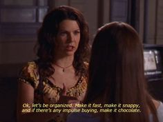 Gilmore Girls on shopping.  MANY SPECIAL TIMES WITH MY GIRL & these girls!!!!!!!