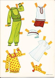 Paper Dolls~Sherry - Bonnie Jones - Picasa Web Albums