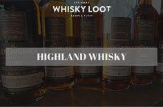 Highland Whisky, Whiskey Bottle, Liquor Cabinet, Drinks, Drinking, Beverages, Drink, Beverage
