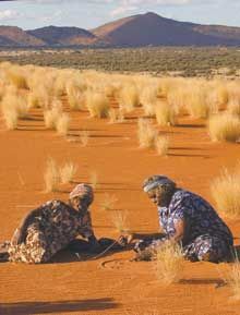 """Teaching year 4 students in Australian Geography """"Land is fundamental to the wellbeing of Aboriginal people. The land is not just soil or rocks or minerals, but a whole environment that sustains and is sustained by people and culture."""