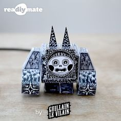 ReaDIYmate by Guillain Le Vilain