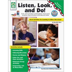 Listen Look And Do Book