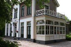 deuren kozijnen gootklossen dakkapel serre - Klassiek timmerwerk - Timmerfabriek Henk Alferink