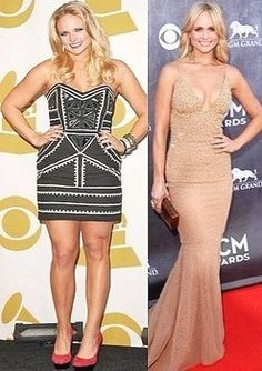 Miranda Lambert is in the best shape of her life after her recent 25lb weight loss. She credits a portion controlled diet and rigorous cardio and strength training workouts for her amazing makeover.