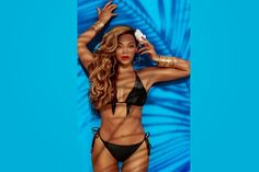 Look Beautiful: Beyoncé y su belleza en Bikini H&M