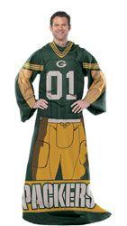 Green Bay Packers Player Uniform Comfy Throw  http://www.fansedge.com/Green-Bay-Packers-Player-Uniform-Comfy-Throw-_1988459877_PD.html?social=pinterest_pfid23-36569