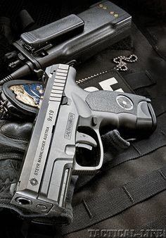 STEYR ARMS C9-A1 9mm PISTOL