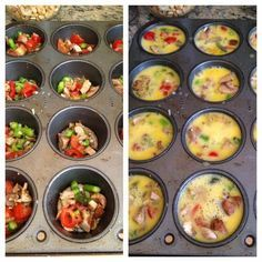 Advocarerunner: Here We Go, Yo! Breakfast ideas for a week on the 24 Day Challenge.