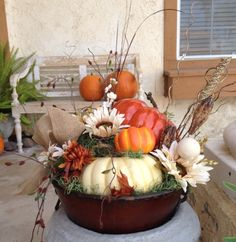 Ridings Designs Fall Arrangement  http://ridingsdesigns.webs.com/